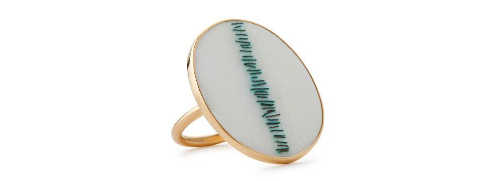 Sidetrack Design – Barbara Cotter Ring