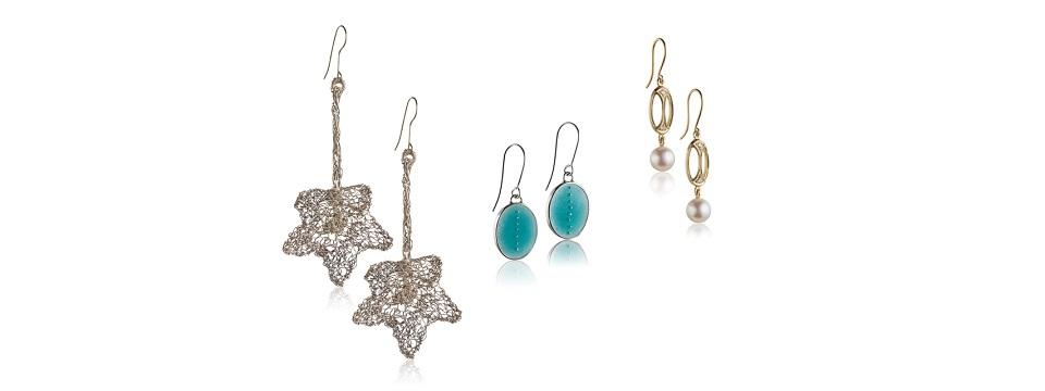 Sidetrack Design earrings